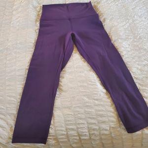 Lululemon align cropped pants